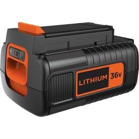 Black & Decker 36V batteri 2.0 Ah