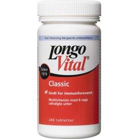 LongoVital Classic, 240 stk