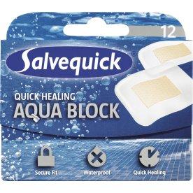Salvequick Aqua Block, 12 stk