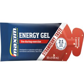 Maxim E Energy Gel 33g STR N