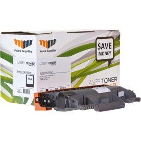 MM TN2010 HC kompatibel lasertoner, sort, 2600s