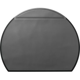 Durable Oval Plus Skriveunderlag 65 x 52 cm