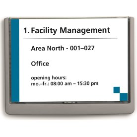 Durable Click Sign Skilt 210 x 149 mm (A5)