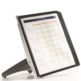 Durable Sherpa Soho 5 Displaysystem A4, sort