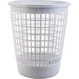 Minatol Vasketøjskurv, 50 L, hvid