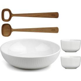 Kähler Hammershøi Salatsæt & skåle