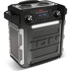 ION Block Rocker Sports PA højttaler med mikrofon