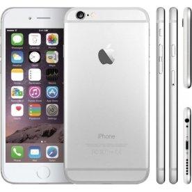 Brugt Apple iPhone 6 Plus, 16GB sølv (B)