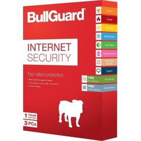 BullGuard Internet Security, antivirus (Attach)