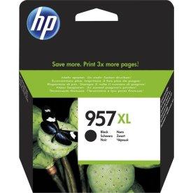 HP No.957XL blækpatron i sort, 3.000 sider