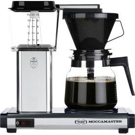 Moccamaster H931 Homeline AO Kaffemaskine, stål