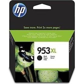 HP No953XL blækpatron blister, sort, 2.000s