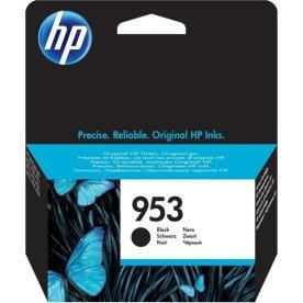 HP No953 blækpatron blister, sort, 1.000s