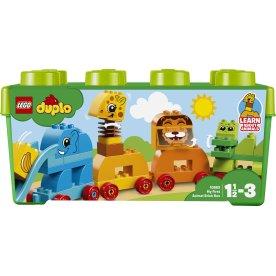 LEGO DUPLO 10863 Mine første dyreklodser, 1½-3 år