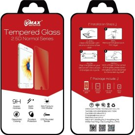 "VMax 2.5D skærmbeskyttelse til iPhone 6,5"""