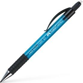 Faber-Castell Grip Matic Stiftblyant 0,7 mm, blå
