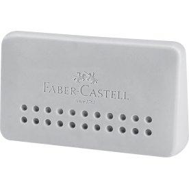 Faber-Castell Grip Viskelæder firkantet, grå