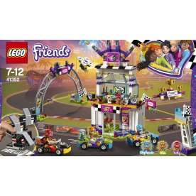 LEGO Friends 41352 Den store racerløbsdag, 7-12 år