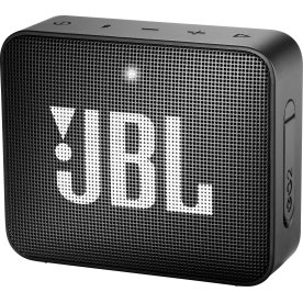 JBL GO 2 - Bluetooth højtaler, sort