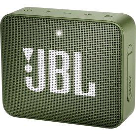 JBL GO 2 - Bluetooth højtaler, grøn