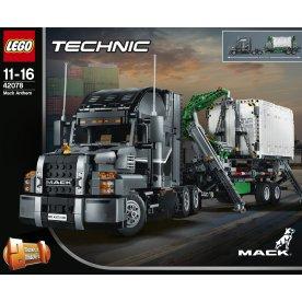 LEGO Technic 42078 Mack Anthem, 11-16 år