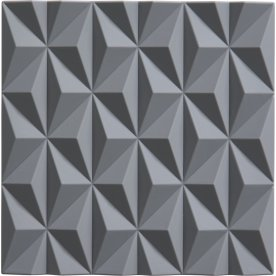 Zone Origami-Mix bordskåner, cool grey