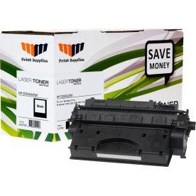 MM 05X/CE505X kompatibel lasertoner, sort, 6500s