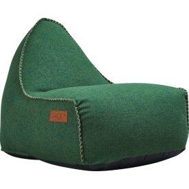 RETROit Cobana sækkestol, Grøn