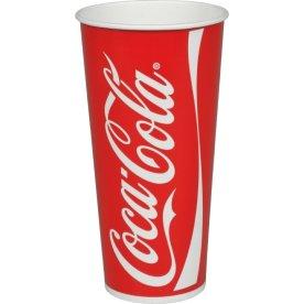 Papbæger, Coca Cola 50 cl