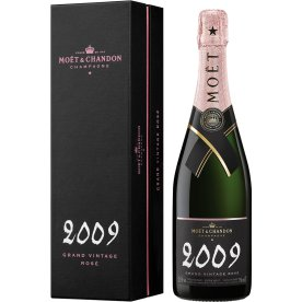 Moët & Chandon Grand Vintage Rosé, champagne