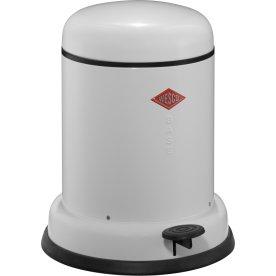 Wesco Baseboy pedalspand, 8 L, hvid