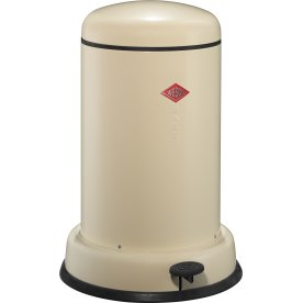 Wesco Baseboy pedalspand, 15 L, creme