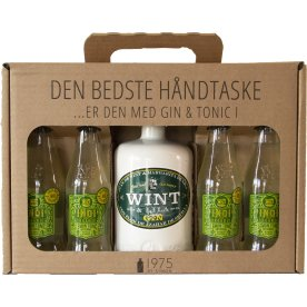 Wint Lila London Dry Gin 700 ml + 2 tonic