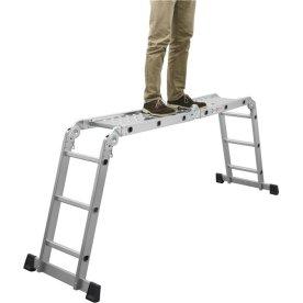 Norstep multistige 4x3 trin inkl. platform