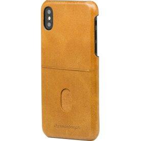 dbramante1928 Case Tune CC iPhone X/Xs, Golden Tan