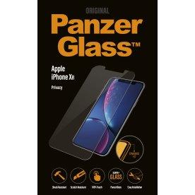 PanzerGlass skærmbeskyttelse til iPhone XR Privacy