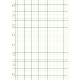 Filofax Kvadrerede blade til Byg-Selv notesbog