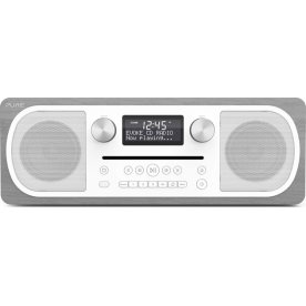 Pure Radio Evoke C-D4 Bluetooth, FM/DAB/DAB+, sort