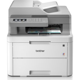 Brother DCP-L3550CDW LED-farveprinter, trådløs