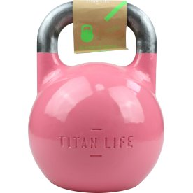 TITAN LIFE Kettlebell steel competition, 8 kg