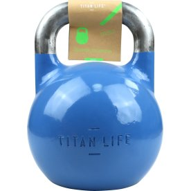 TITAN LIFE Kettlebell steel competition, 12 kg