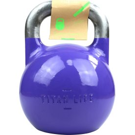 TITAN LIFE Kettlebell steel competition, 20 kg