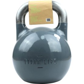 TITAN LIFE Kettlebell steel competition, 36 kg