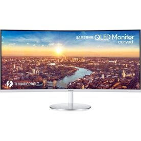 "SAMSUNG 34"" LC34J791WTU Curved Monitor"