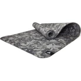 Adidas training mat, grå camouflage
