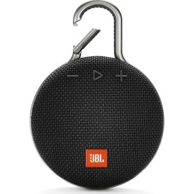 JBL Clip 3 Bluetooth højtaler, sort