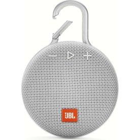 JBL Clip 3 Bluetooth højtaler, hvid