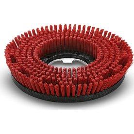 Kärcher Disc-børste, medium, rød, 430 mm