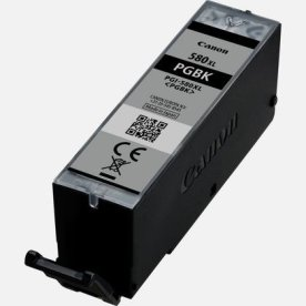 Canon PGI-580XL blækpatron, blister, pigment sort