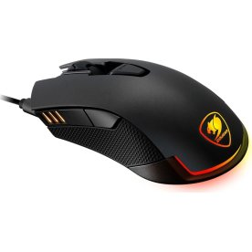 Cougar gaming Revenger optisk mus, sort